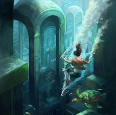 The World Beyond Air - chapter 2 Fantasy short story for adults and for teenagers alike: Short Stories To Read, Fantasy Short Stories, Online Stories, Reading Stories, Chapter 3, Sci Fi Fantasy, Funny Stories, Decoration, Aquarium
