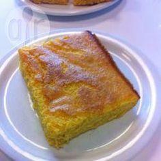 Pan de elote fácil @ allrecipes.com.mx