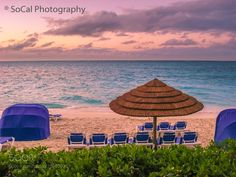 Popular on 500px : Island of Providenciales Sunset by socalphotography