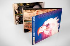 America The Greatest CD packaging