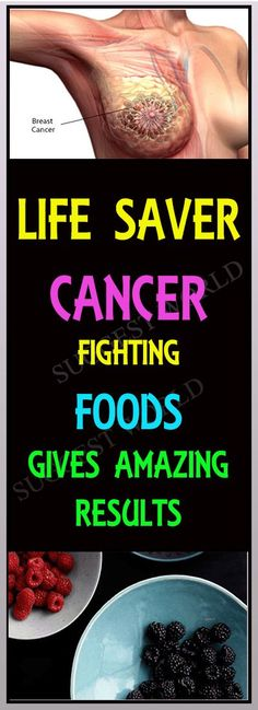 Foods To Fight Cancer #cancer #foods #health #healthyLiving #cancerFightingFoods