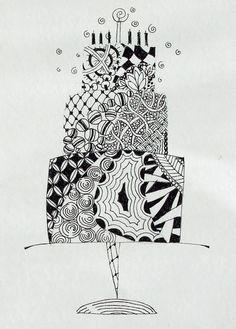 Zentangle Patterns for Beginners | Suzanne Binnie, BFA, CZT