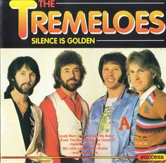 """The Tremeloes - """"Silence is Golden"""" Uk Music, Good Music, The Tremeloes, Back To The 50s, Uk Charts, Crazy Sister, 60s Rock, Silence Is Golden, Music Charts"""