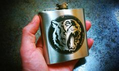Tiger Flask sample.. nifty!