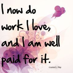 daily affirmation. http://www.loapower.com/develop-a-burning-desire-for-having-more-money/