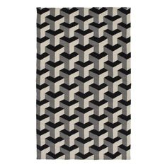 You'll love the Paloma Handmade Black/Gray Area Rug at Wayfair - Great Deals on all Rugs products with Free Shipping on most stuff, even the big stuff.