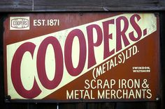 VICTORIAN SIGNAGE - Google Search