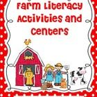 This 63 page packet is full of Farm Themed Literacy activities and centers.  Includes activities, centers, a matching game, and much more! Great to...