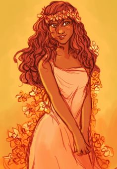 bev johnson - Lilly is Love Pretty Art, Cute Art, Mode Poster, Timberwolf, Greek And Roman Mythology, Black Anime Characters, Goddess Art, Art Plastique, Character Design Inspiration