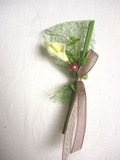 Nr.254 Hochzeitsanstecker Gäste www.hk-atrium.com