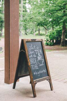 Bridal Shower Tea Party Signage | Tori Kelner Photography Tea Party Bridal Shower, Bridal Shower Signs, Signage, Wedding Day, Bridesmaid, Floral, Photography, Inspiration, Party Ideas