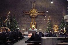 Schoenstatt - Iglesia de la Santísima Trinidad