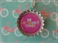 kiki creates: Bottlecap Necklaces {tutorial and free download}