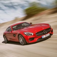 """The Mercedes-AMG GT S continues the AMG tradition of """"one man, one engine."""" Passion, meet performance.  #Mercedes #Benz #AMGGT #instacar #carsofinstagram #germancars #luxury"""