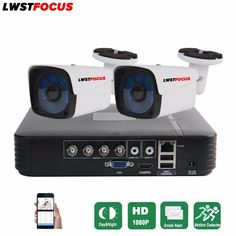 Be Sure That Your Family's Safety Together With The Proper Home Security System - Security resources Surveillance Equipment, Camera Surveillance, Surveillance System, Family Safety, Cool Tech, Alarm System, Home Security Systems, Security Camera, Hd 1080p