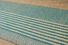 Kelly Casanova: weaving