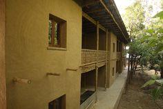 Phoolna, centro comunitario y vivienda para profesores