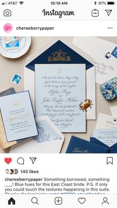 Letter Set, Rigs, Business Cards, Berries, Stationery, Invitations, Lettering, Paper, Pretty