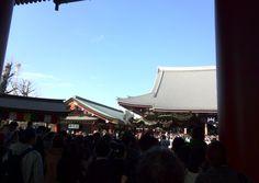 浅草寺のお祭り???