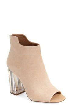 CALVIN KLEIN 'Lulah' Bootie (Women). #calvinklein #shoes #boots