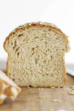 Multigrain Sandwich Bread | girlversusdough.com @girlversusdough