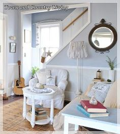 the secret to dealing with quirky room challenges, home decor, Light wall colors help to keep the room fresh and airy
