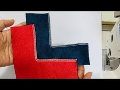 Sewing technique for beginners: Essential sewing tips and tricks #15 - YouTube Sewing Basics, Sewing For Beginners, Sewing Hacks, Sewing Tutorials, Sewing Patterns, Sewing Tips, Techniques Couture, Sewing Techniques, Sewing Lessons