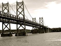 Photography. Bridges.