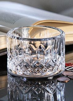 Waterford Crystal Catch All for paperclips