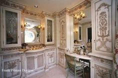 Girl's Bedroom Suite - traditional - bathroom - orange county - frank pitman designs