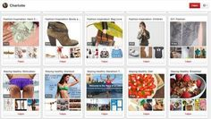 Pinterest: Die erfolgreichsten deutschen Pinner. Style by Charlotte erreicht Platz 7: Platz 7: Die Modebloggerin Charlotte teilt auf Pinterest vor allem Bilder zu den Themen Fashion und Beauty. Aber auch Boards über Fotografie und Essen finden sich auf der Seite der Berlinerin. Mit 269.000 Follower schaffte es die Betreiberin des Blogs www.stylebycharlotte.com im Pinterest-Ranking