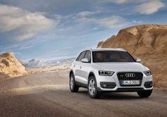 SUV Nuova Audi Q3