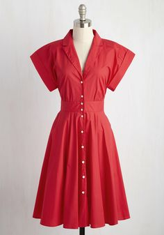 Ain't Nothing But a Prologue A-Line Dress, #ModCloth