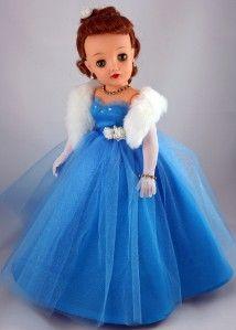 Ideal's Miss Revlon VT 18 Vintage 50's Fashion Doll.