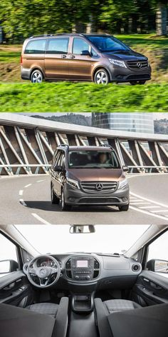 #Mercedes-Benz Vito Tourer 116 CDI, A Highly-Practical #MPV Mercedes #Vito Tourer is a super-sized and outgrown eight seats MPV for those who have elevated transportation requirements.