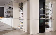 Modern kitchen with handles: SE 5005 | siematic.com