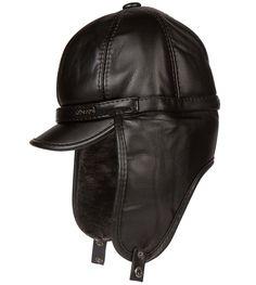 87dd6491289f1 Sakkas Julien Aviator Kromer Warm Hat Faux Fur Lined Convertible Water  resistant