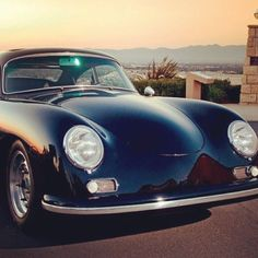 "gentlemansessentials: ""Porsche 356 Gentleman's Essentials """
