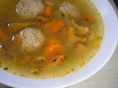 Levesek. :: Zsuzsamama konyhája! Cheeseburger Chowder, Thai Red Curry, Soup, Ethnic Recipes, Soups