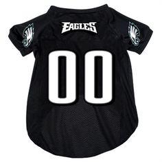 NFL Philadelphia Eagles Dog Jersey