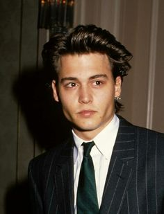 that's johnny depp. More