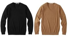 Uniqlo EFM Sweaters