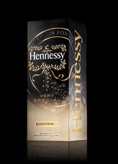 Hennessy Very Special Gift Packs on Packaging of the World - Creative Package Design Gallery Alcohol Spirits, Wine And Spirits, Envelope Design, Red Envelope, Hennessy Very Special Cognac, Advertising Pictures, Packaging Design Inspiration, Special Gifts, Liquor