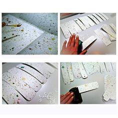 Die Klexlibris  Lesezeichensind im Shop!  Und so werden sie gemacht.  #wandklex #malerei #handgemalt #aquarell #hahnemühle #kunst #art #etsy #watercolor #watercolours #watercolour #watercolors #etsyresolutionDE #etsyresolution2016 #wip #studio #atelier #artist #behindthescenes #kunstatelier #lesezeichen #buch #booklovers #bücher #reading #exlibris #handarbeit #bibliophile #craftsy #handcrafted #bookmark #book #buch #booklovers #bücher #reading
