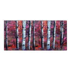 Magical Forest Vinyl Binders