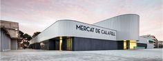Batlle i Roig Arquitectes Mercat de Calafell