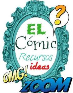 tablerocómic, diez ideas para trabajar el cómic en clase