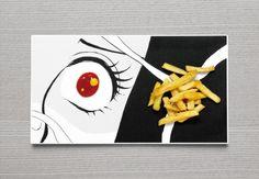 Comicalu Manga Plate by Mika Tsutai