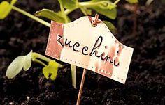 Durable plant labels
