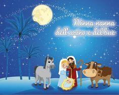 BUON NATALE - Ninna nanna dell'asino e del bue - Canzoni per bambini di ... Baby Dance Songs, Dancing Baby, Canti, Recital, Montessori, Christmas Time, Family Guy, Children, Kid Movies